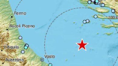 terremoto napoli campania