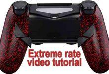 video tutorial extreme rate ps4 warzone tasti aggiuntivi