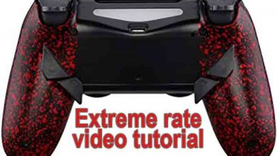 video tutorial extreme rate ps4 warzone tasti aggiuntivi
