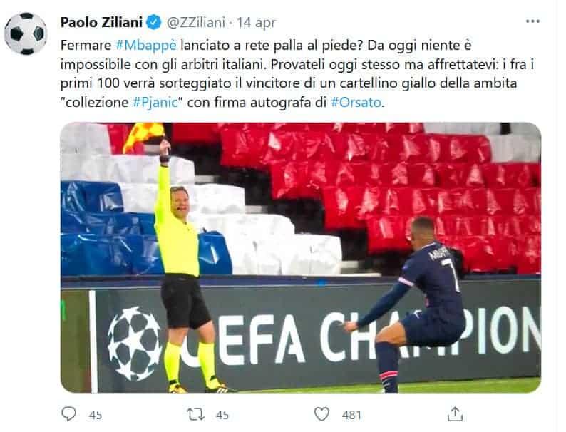 Napoli Inter Arbitra Doveri, Mazzoleni al Var. Orsato per Atalanta Juve. Campionato col verme