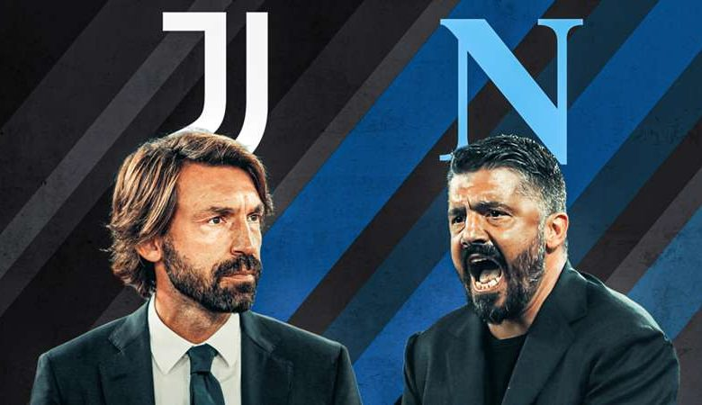 LIVE Juventus-Napoli