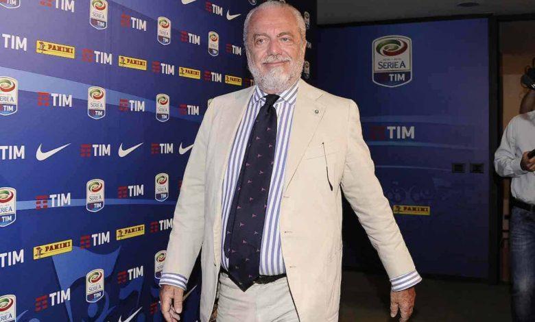 Nuovo allenatore del Napoli, De Laurentiis vuole un tecnico affermato