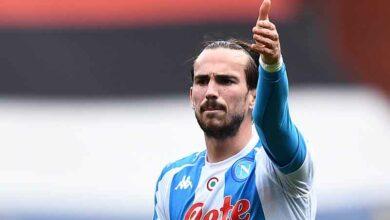 Napoli cessione Fabian Ruiz