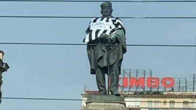 statua garibaldi juventino