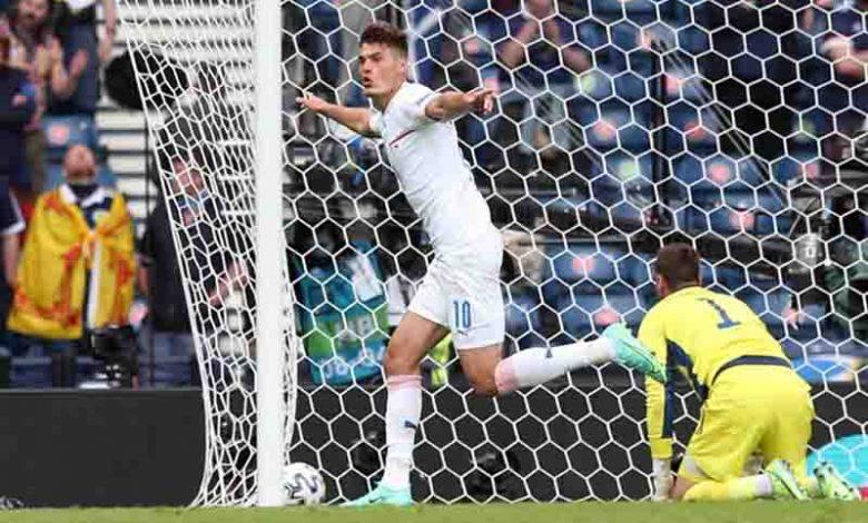 video gol schick europei scozia repubblica ceca