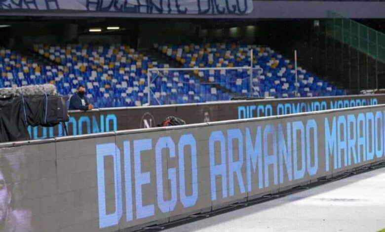 Copa Maradona, Italia-Argentina-napoli-data