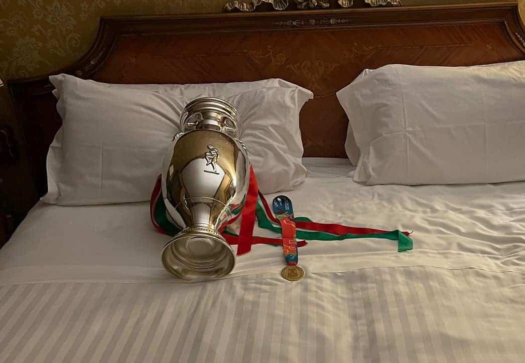 ITALIA EURO 2020 INSIGNE