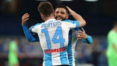 Calendario Napoli 2021/2022