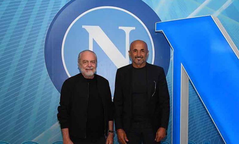 Spalletti Napoli