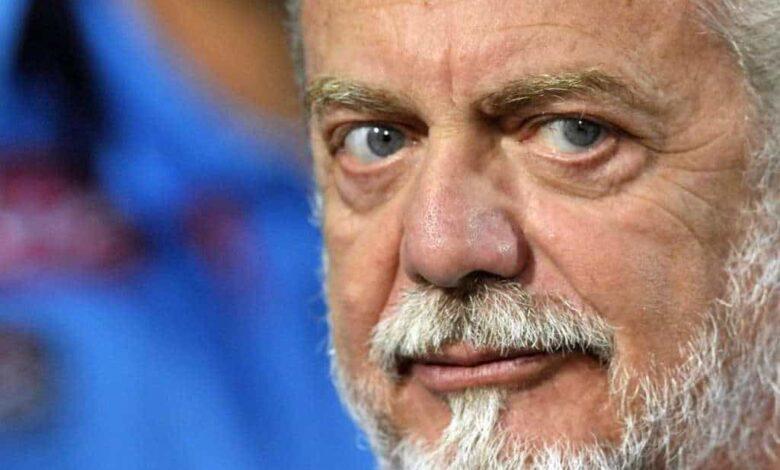 Aurelio De Laurentiis il 6 settembre del 2004 diventa presidente del Napoli