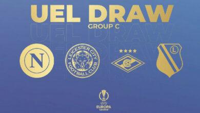 calendario napoli europa league