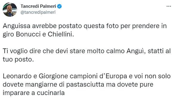 Tancredi Palmeri anguissa