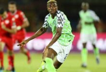 osimhen gol nigeria