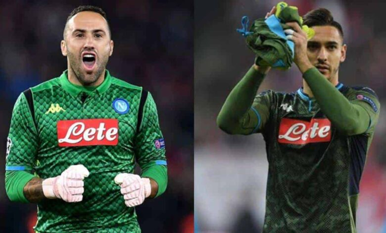 ospina meret spalletti