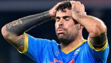 Napoli-Torino, Petagna recupera. Ospina e lozano sono rientrati.Tre giocatori sono out