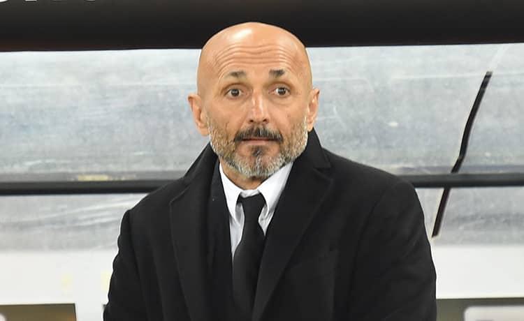 """Roma Napoli, Spalletti: """"Sono dispiaciuto per il Rosso Non ho fatto niente. L'arbitro ha capito male. Abbiamo fatto una grande partita"""""""